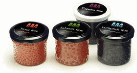 Caviar and caviar products