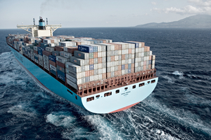 Danish shipping companies generate huge foreign revenue.