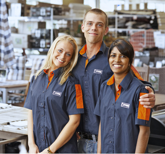 Employees af JYSK. JYSK is Denmark's largest retail chain within furniture and home articles JYSK have stores in 34 countries.