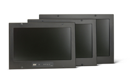 Marine approved monitors and computers