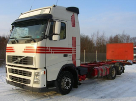 Used Volvo trucks